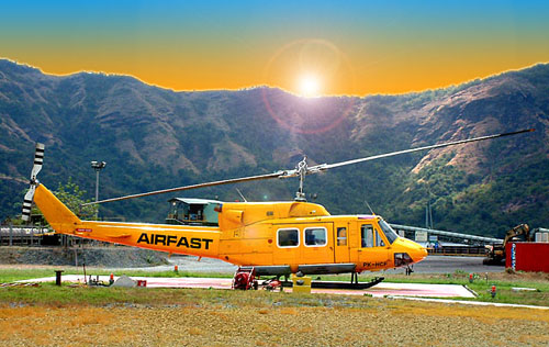 Air Fast Bell 212 Indonesia