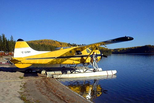 David and his DHC-2 Beaver