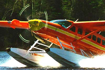 Fastest Floatplane Around