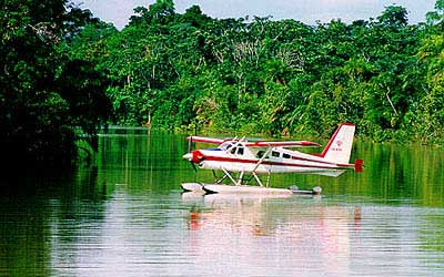 Willbros Turbo-Beaver in Nigeria Image by John Goulet