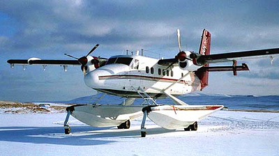 Mark Air Express Amphibious Twin Otter